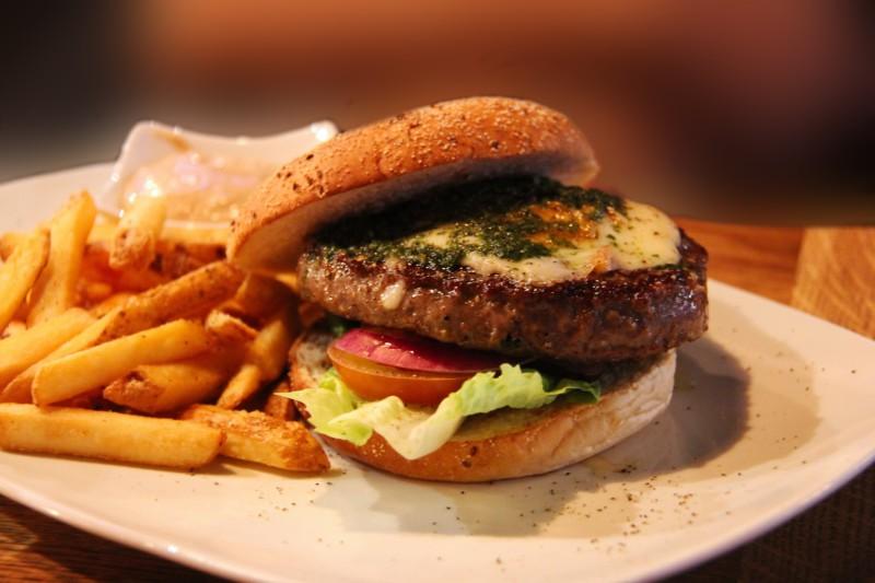 Десять фактов о гамбургерах