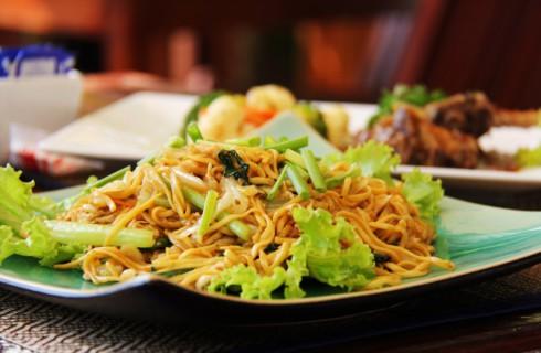 Простой способ обедать и тут же сжигать калории