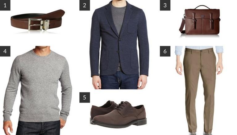 Основная одежда для создания мужских минималистских комплектов