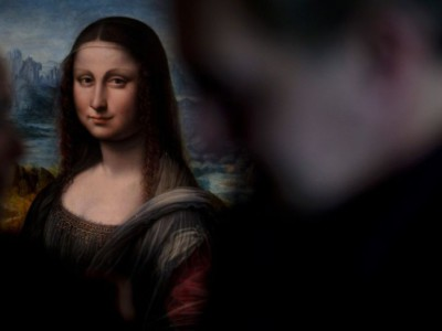 Копия портрета Мона Лизы  Мадриде