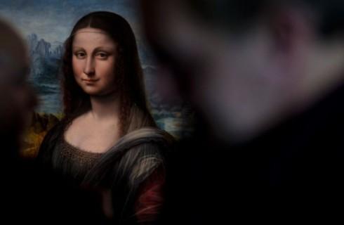 Да Винчи написал Мона Лизу обнаженной