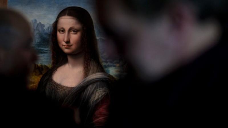 ВоФранции отыскали эскиз обнаженной Моны Лизы работы Леонардо даВинчи