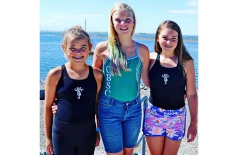 11-летние девочки спасли утопающих