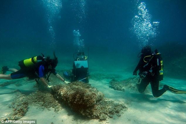 Подводный мир рассказал о древних цунами