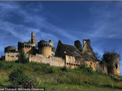 Замок Chateau le Paluel