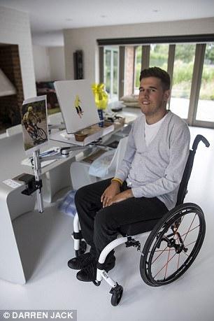 Секрет выживания при ударах судьбы: как школьник справился с параличом