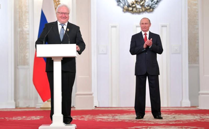 Русских ученых включили всписок наНобелевскую премию