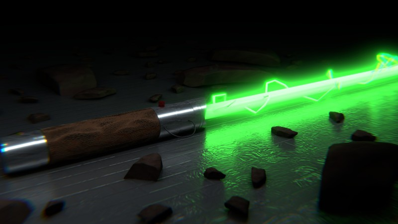 Lenovo сделала реальной битву на световых мечах