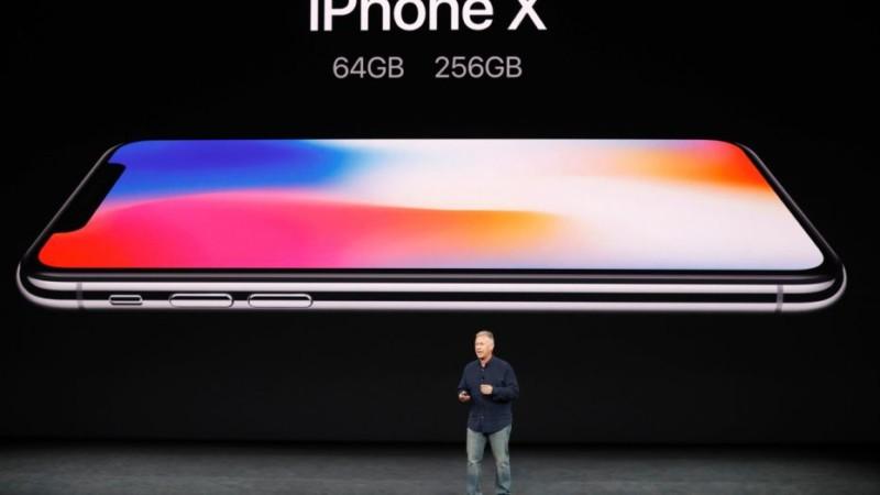 Samsung обогатится на продажах iPhone X