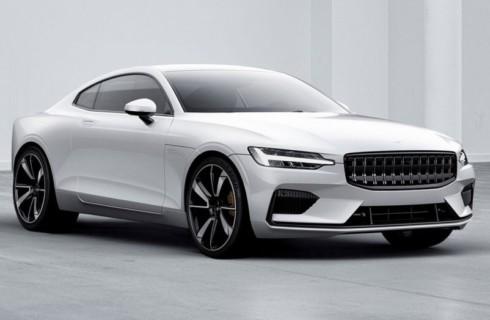 Компания Volvo представила новый автомобиль
