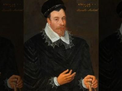 Портрет сэра Джона Мейтленда