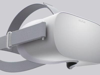 Презентация Oculus Go