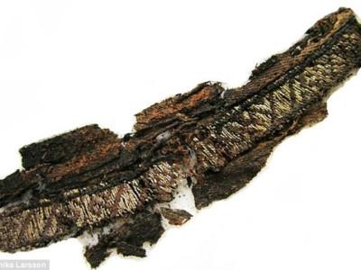 Часть одежды викингов