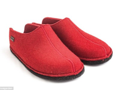 Тапочки от Shoegarden