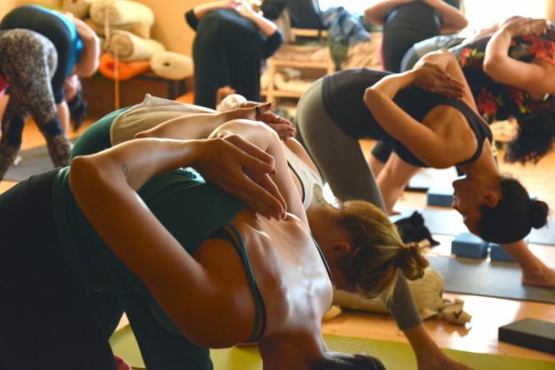 Фитнес-группы работают лучше самостоятельных тренировок