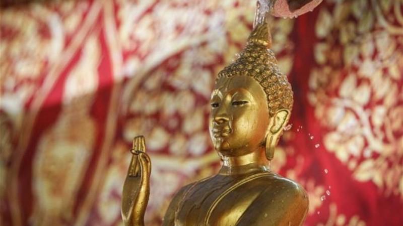 В Китае нашли частицы Будды