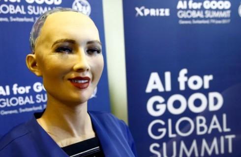 Робот хочет ребенка