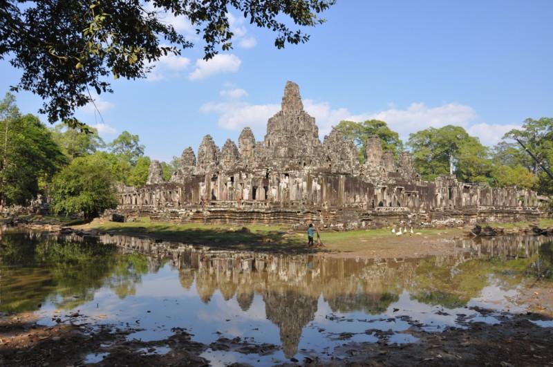 Топ-10 фактов о Камбодже