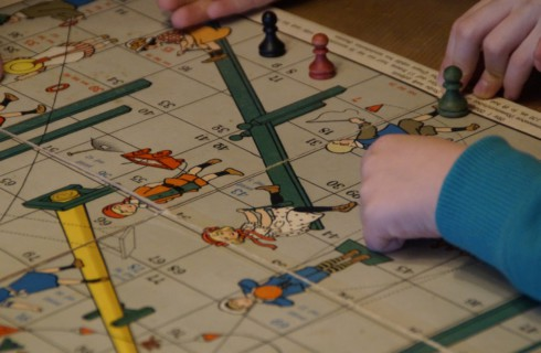 Готовы ли вы позволить ребенку свободно играть?