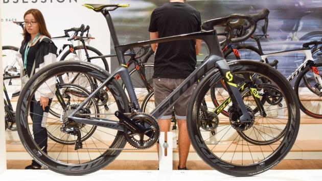 Топ-5 лучших дорожных велосипедов