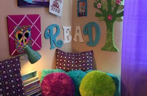 Детскую комнату можно украсить бюджетно и красиво