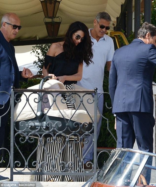 Джордж Клуни оказался самым благодарным другом