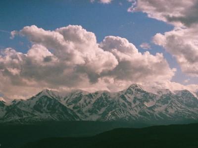 Северо-Чуйский хребет, фотограф Екатерина Пастухова