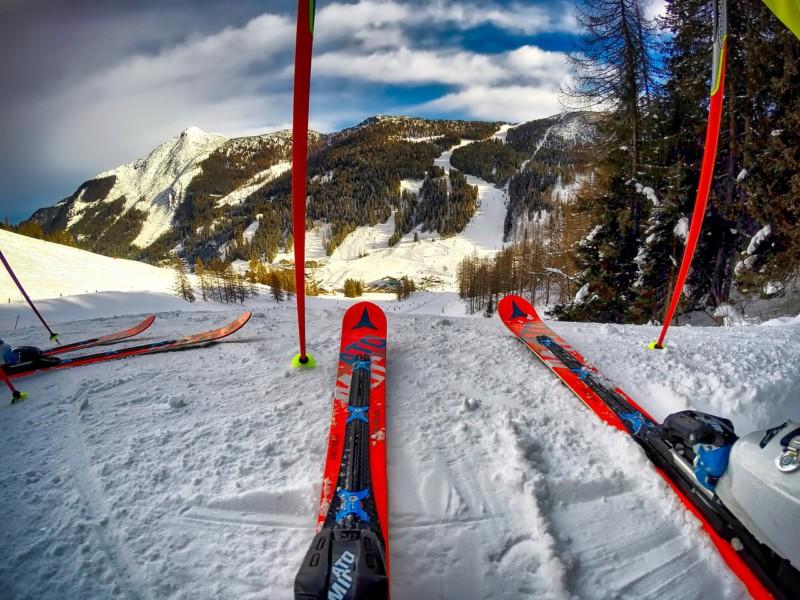 Как просто и быстро научиться кататься на лыжах