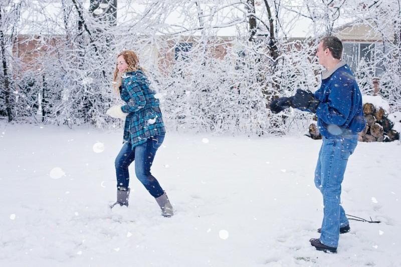 Топ-10 фактов о снеге