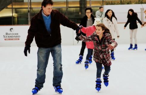 Десять лучших развлечений с детьми в новогодние праздники