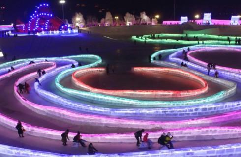 Своя Красная площадь появилась в Харбине