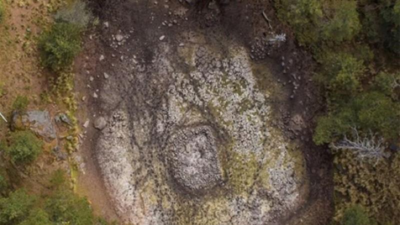 Как выглядит древняя Земля