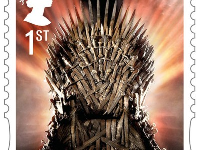 Марка по мотивам «Игры престолов»