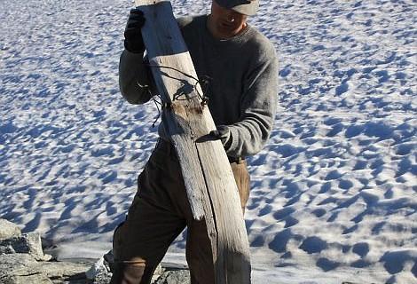 Горы Норвегии сохранили древние охотничьи артефакты