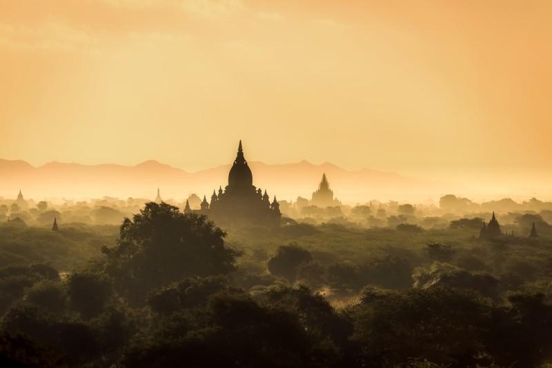 Топ-10 фактов о Мьянме