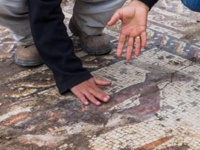 Обнаруженная мозаика