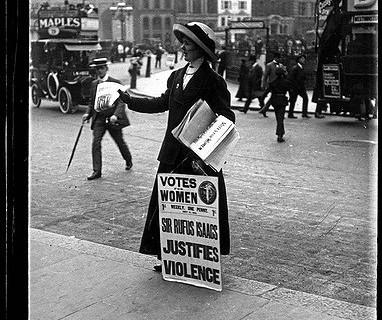 Эмансипация: 10 лучших фактов о праве женщин на голосование