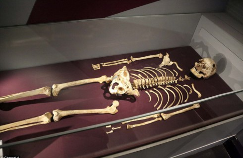 Ученые: первые британцы были темнокожими и голубоглазыми