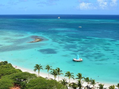 Игл Бич, Аруба, Карибский бассейн