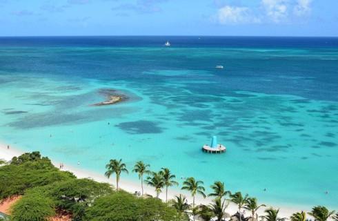 Топ-25 лучших пляжей мира 2018 года