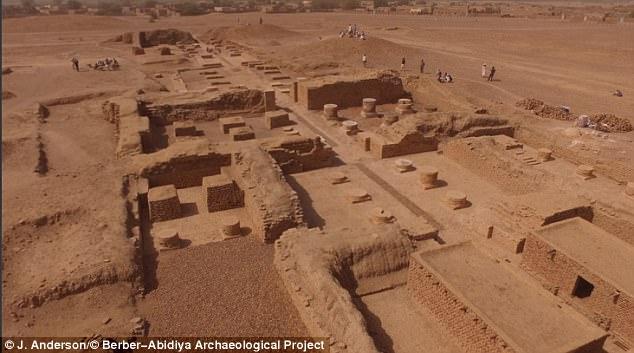 Древний нубийский царь нашелся в храме у Нила
