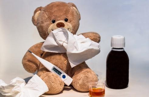 Как не заразиться гриппом от родственников