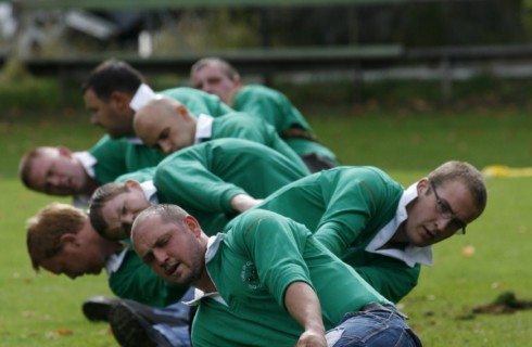 Top 10 facts about tug of war