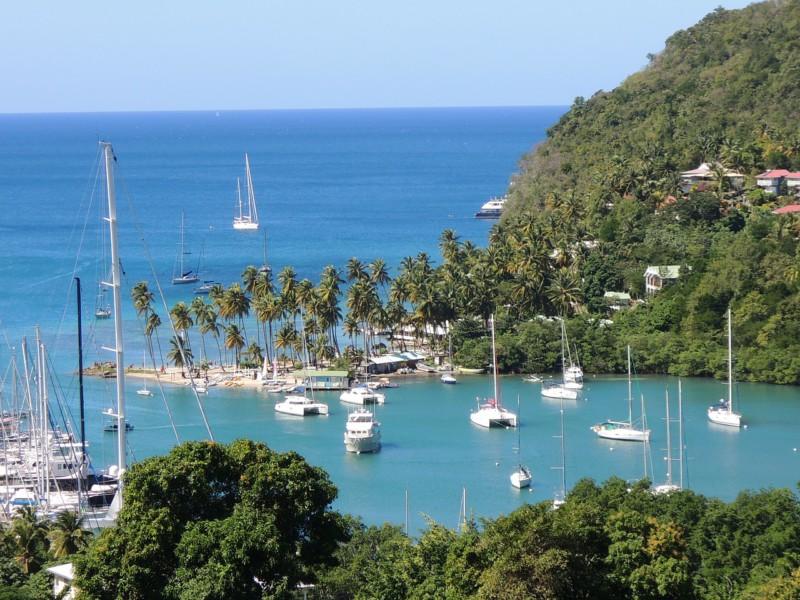 Топ-10 фактов об островном государстве Сент-Люсия