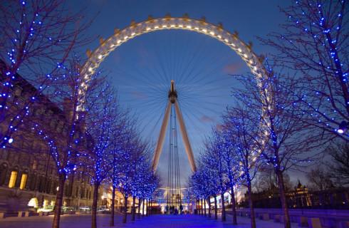Топ-10 фактов о знаменитом Лондонском глазе