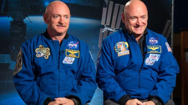 Космос разделяет близнецов
