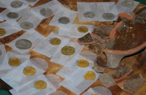 Голландские строители нашли клад
