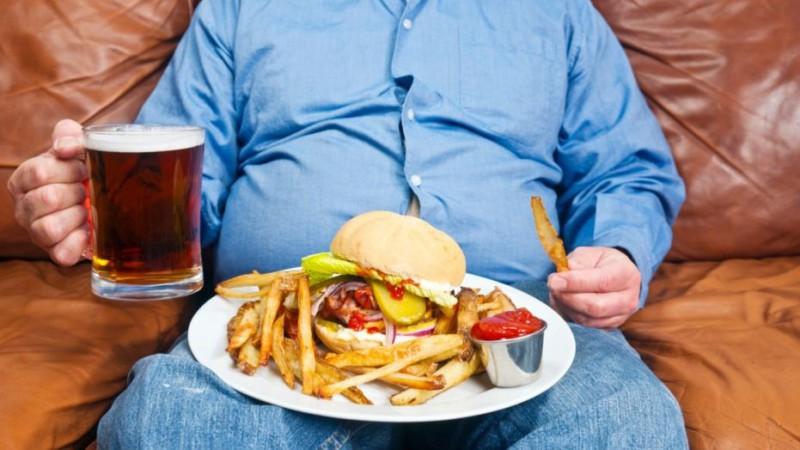 Люди с ожирением не чувствуют вкус
