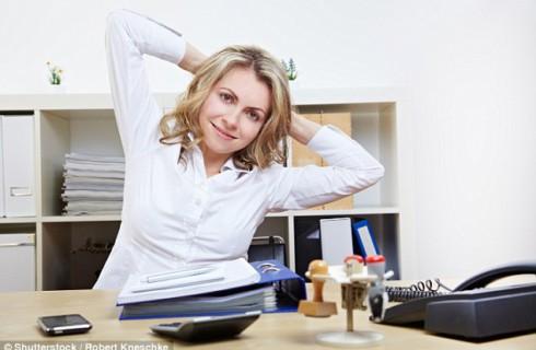 Новое спасение для офисных работников: активное сидение