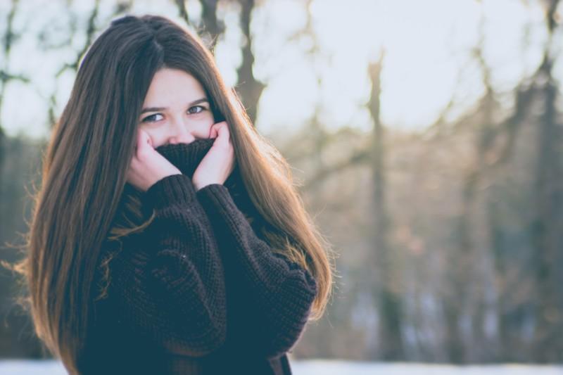 Топ-8 способов защитить кожу от холода, снега и ветра